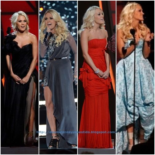 Carrie Underwood 46th CMA Awards Show (1)