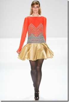 Nanette Lepore Fall 2012 (from style)