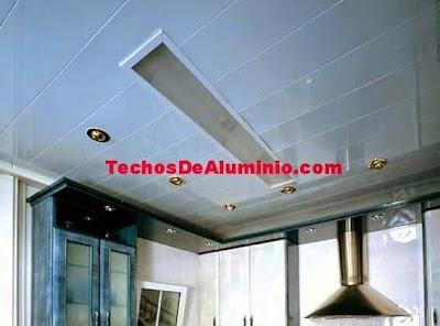 Techos aluminio Tarragona