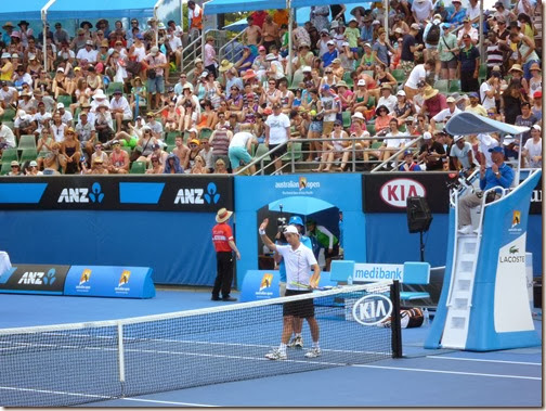 Gasquet won the match