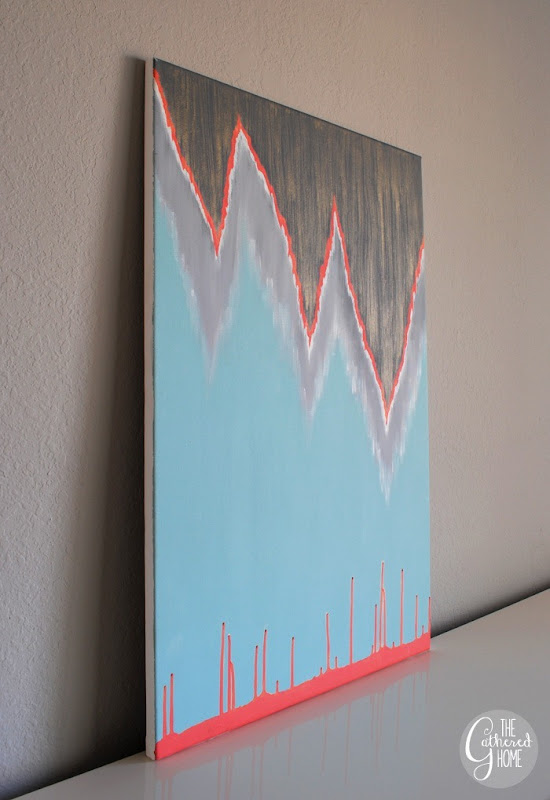 StalactiteStalagmite Painting 2