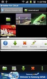 Browser for Cloud Screenshot 3