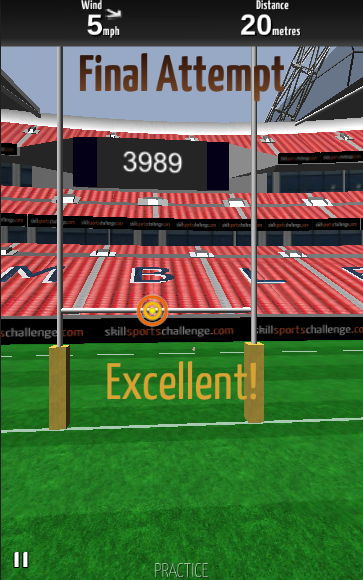 Challenge Rugby League - screenshot
