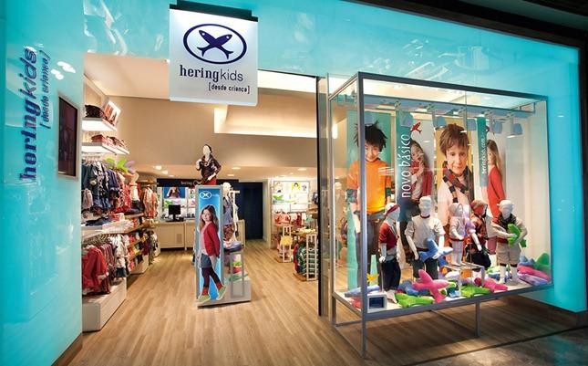 Hering Kids abre loja em Curitiba no Shopping Palladium.  f14e36bb59f