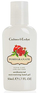 Pomgranate, Argan & Grapeseed Antibacterial Hand Gel