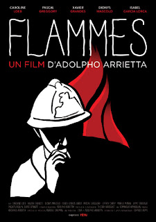 "CINEMA: ""Flammes"" de/by Adolpho Arrietta (1978) 2 image"