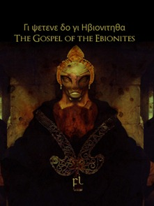 The Gospel of the Ebionites Cover