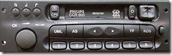 Philips-CCR600-Code