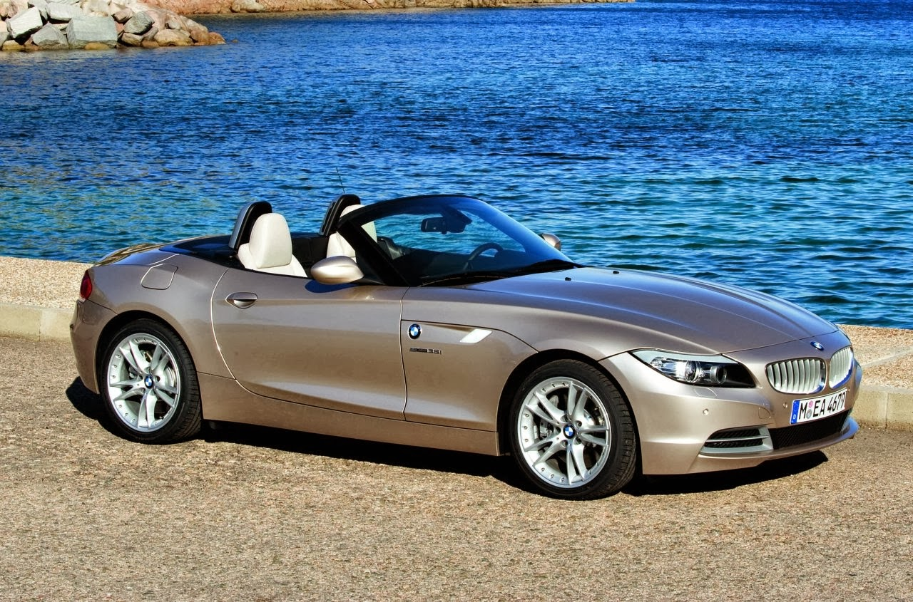 2014 Bwm Z4 Car Reviews