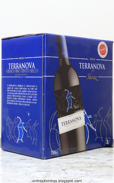 bag-in-box Terranova Shiraz
