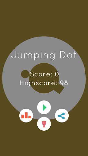 Jumping Dots