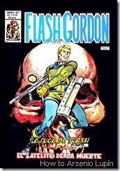 P00019 - Flash Gordon v2 #36