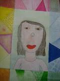 volto femminile