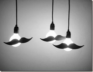 moustache-lights