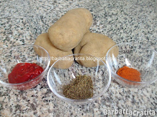 Cartofi cu cimbru la cuptor ingrediente reteta