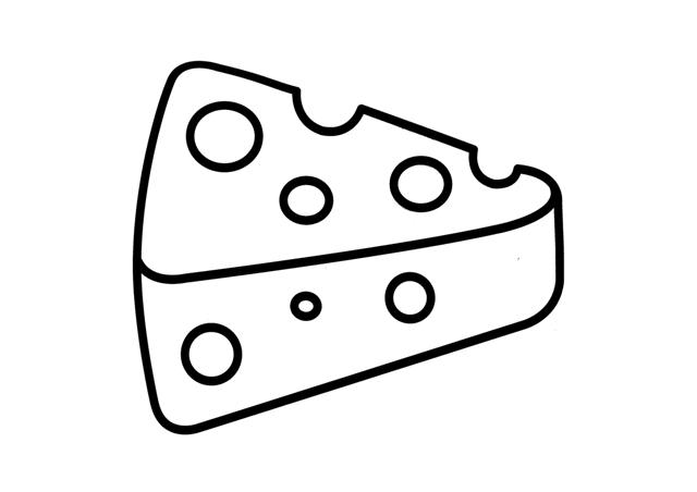 патриархов кусок сыра раскраска редактировать