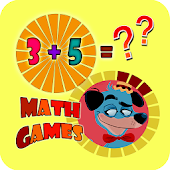 Kids Math - Huckleberry Hound