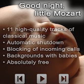 Good night, little Mozart