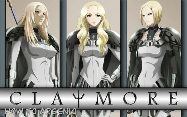 Claymore Tapa