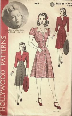 VintagePatternHollywood991