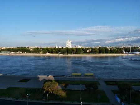 Obiective turistice Rusia: Catedrala Smolnai
