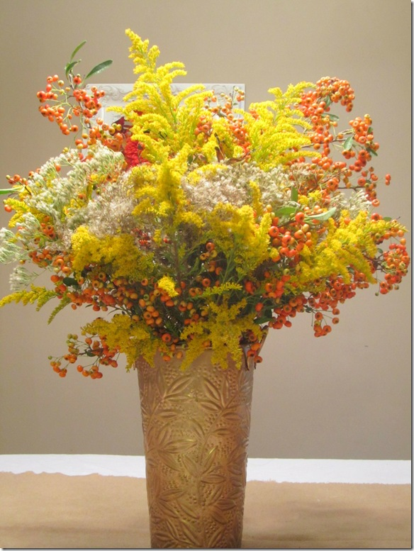 Free Fall Centerpiece