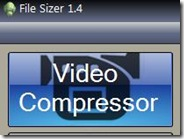 Comprimere video, audio e immagini per ridurne la dimensione con File Sizer