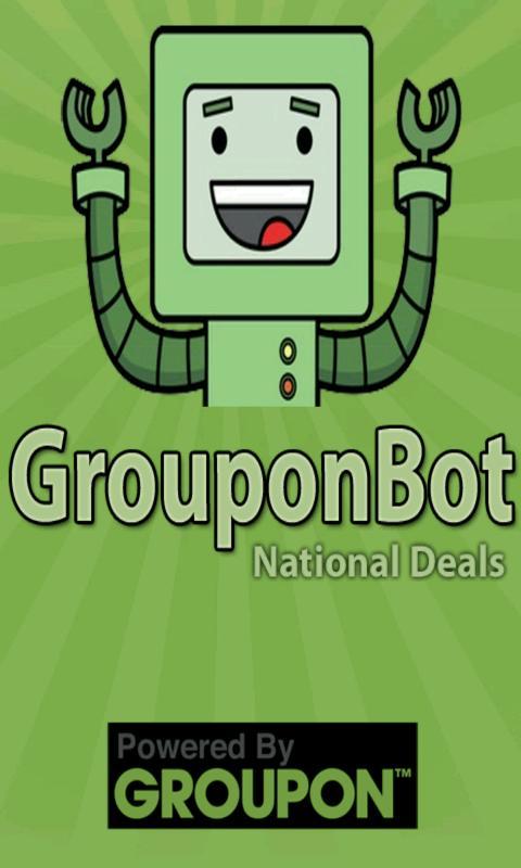 Grouponbot.com Groupon Deals - screenshot