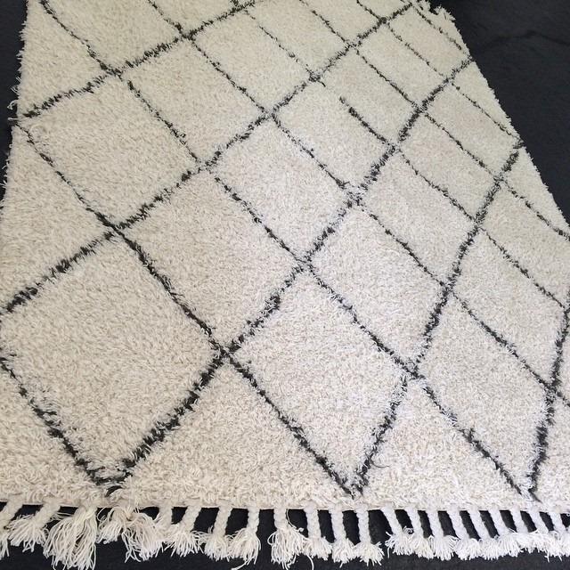 thriftscorethursday goodwillglamblog moroccan rug