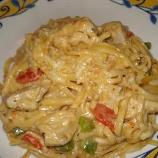 Chicken Spaghetti Casserole I.