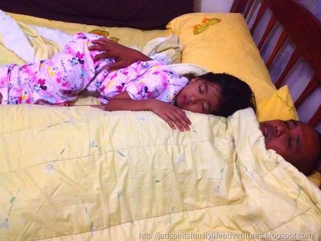 Sleeping 10.8.14