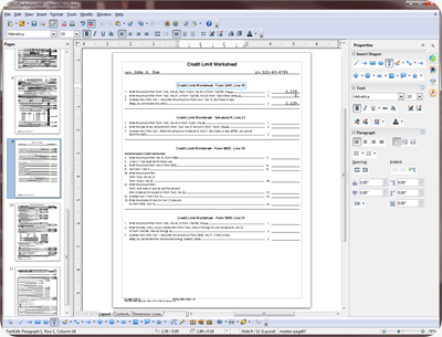 PDF Import for Apache OpenOffice2