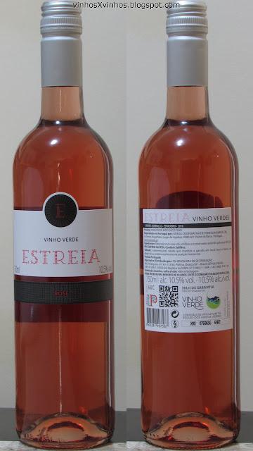 Estreia Vinho Verde Rosé