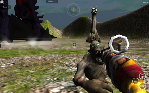 Dota 2 Sniper Survival
