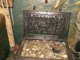 Muziejaus lobių skrynia