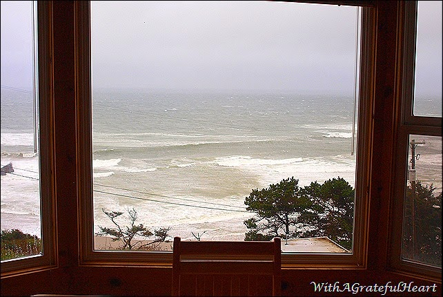 Beach Getaway - Storm View - Dining Room 2