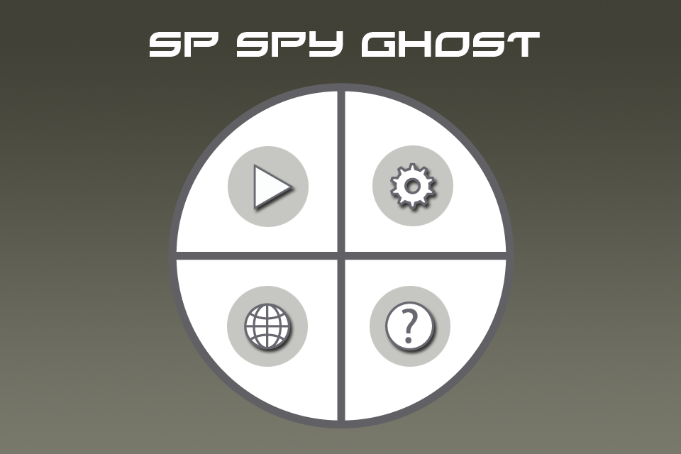 Rollei SP Spy Ghost - screenshot