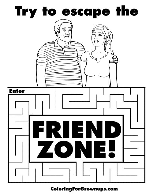 escape the friend zone 8