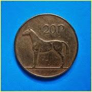 0.20 Libras Irlanda