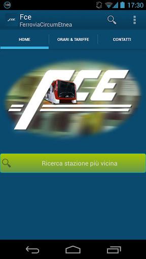 Fce Ferrovia CircumEtnea