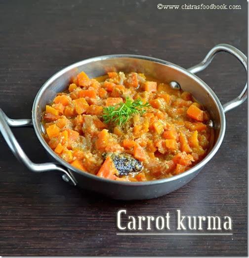 carrot-kurma