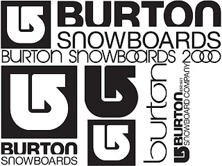Burton Snowboarding Logo