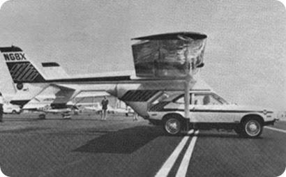mizar flying car