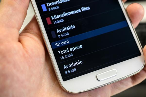 samsung galaxy Mémoire insuffisante : Impossible d'installer l'application… libérer de l'espace