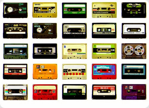 cassettes africanas
