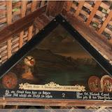 Malereien, Kapellbrücke, Luzern