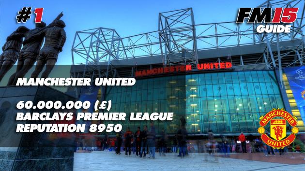 Manchester United FM15