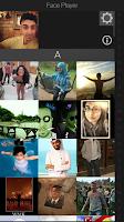 Screenshot of Face Player