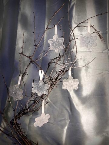 resin snowflakes 5