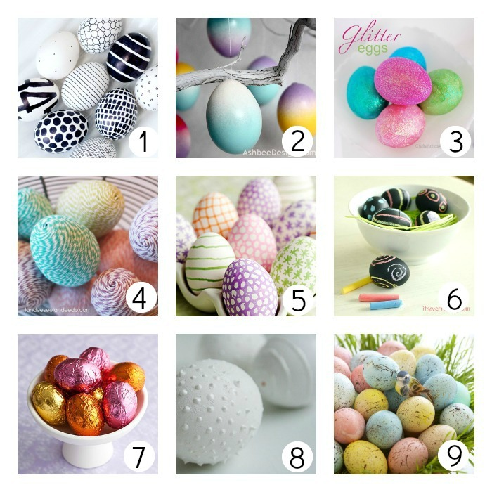 Creative Ways to Use Easter Eggs